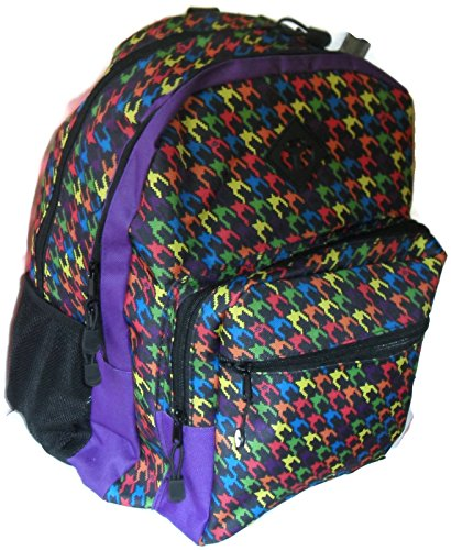Yak Pak Durable Water Resistant Canvas, Back Pack Or Book Bag