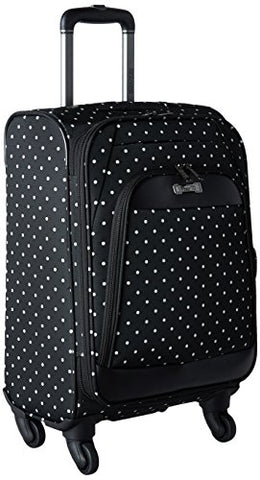 "Kenneth Cole Reaction Dot Matrix 20"" Upright, Black"