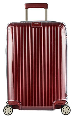 Luggage Skin Protector Clear PVC Transparent Cover for RIMOWA Cabin Multiwheel Salsa Deluxe (for 830.63.50.4)