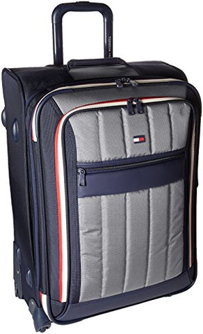 "Tommy Hilfiger Classic Sport 25"" Expandable, Luggage, Navy/Grey"
