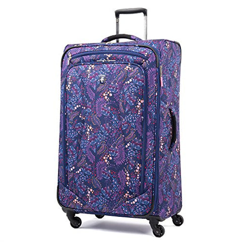 "Atlantic Ultra Lite Softsides 29"" Expandable Spinner, Lulu Navy"