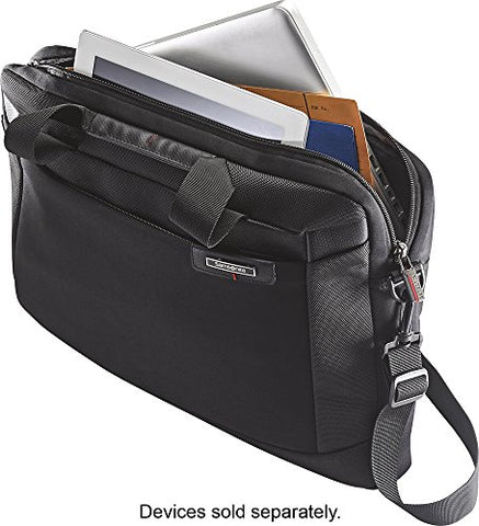 Samsonite - Laser Pro Slim Briefcase - Black