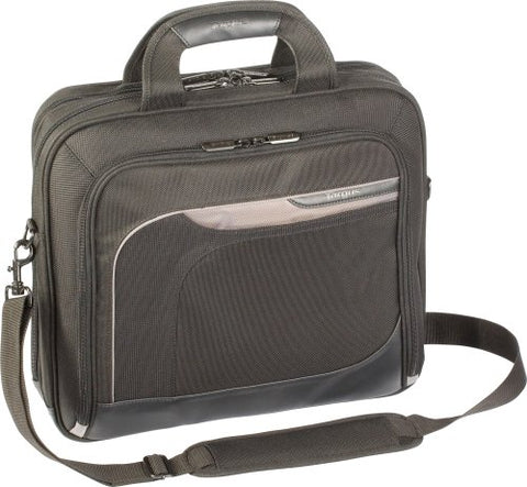Targus Mobile Elite Checkpoint-Friendly Topload for 15.4-Inch Laptop Bag, Black (TBT039US)
