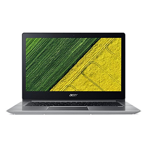 "Acer Swift 3 SF314-52-517Z 14"" Laptop Computer - Silver, Intel Core i5-8250U Processor 1.6GHz, 8GB DDR4 Onboard RAM, 256GB Solid State Drive, Microsoft Windows 10"