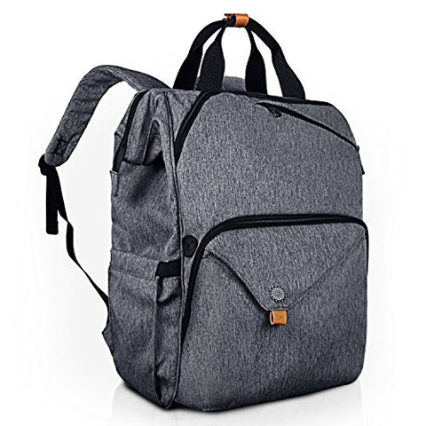 Hap Tim Laptop Backpack 15.6/14/13.3 Inch Laptop Bag Travel Backpack for Women/Men Waterproof