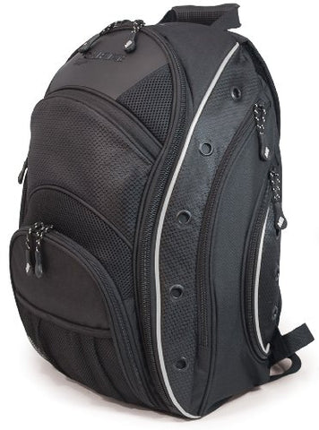 Mobile Edge EVO Backpack- 16-Inch PC/17-Inch MacBook Pro (Black/Silver)