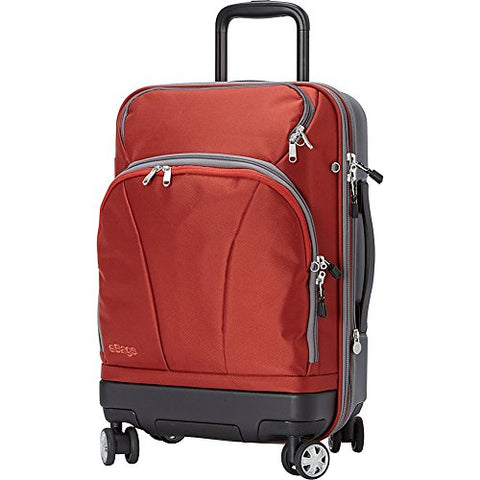 Ebags Tls Hybrid Spinner Carry-On (Sinful Red)