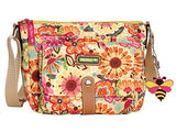 Lily Bloom Cristina Crossbody Bag (SPRING SHOWERS): Handbags
