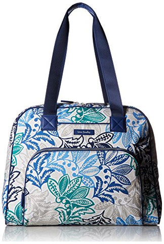 Vera Bradley Women'S Go Anywhere Carry-On, Santiago