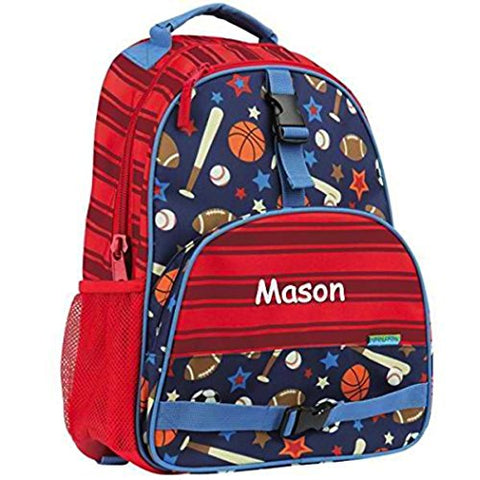 Personalized Trendsetter Backpack (Sports)
