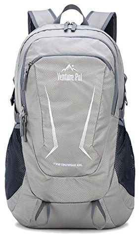 Venture Pal Large 45L Hiking Backpack - Packable Lightweight Travel Backpack Daypack For Women
