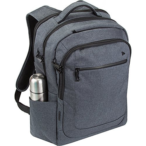 Travelon Anti-Theft Urban Backpack, Slate