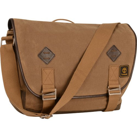 Timberland Luggage Mt. Madison 19 Inch Messenger Bag, Tan/Brown, One Size