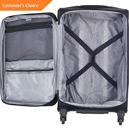 Sandover Sky Max 20.5 Expandable Spinner Carry-On Softside Carry-On NEW | Model LGGG - 1631 |