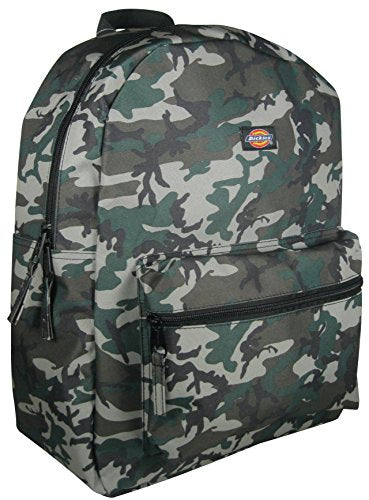 Dickies Student Backpack, Traditional Camo