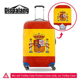CrazyTravel Washable Mens Womens Travel Trolley Case Protector Cover Fits 18-30 Inch