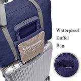 Travel Duffle Bag Unisex's Lightweight Waterproof Foldable Storage Carry Luggage Tote Bag