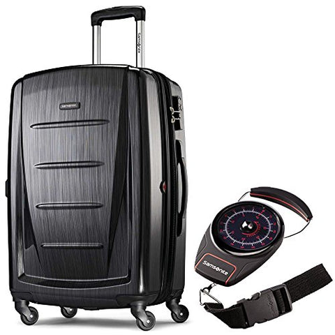 "Samsonite Winfield 2 Fashion HS Spinner 28"" Brushed Anthracite (56846-2849) Portable Luggage"