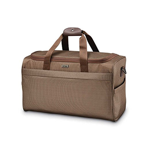 Hartmann Century Travel Duffel Carry-On Luggage, Mocha Monogram