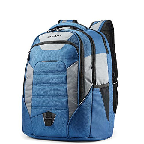 Samsonite UBX Commuter Backpack Grey/Slate Blue