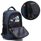 Scarleton Classic School Backpack H203419 - Navy