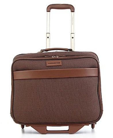 London Fog Oxford Classic Rolling Laptop Case
