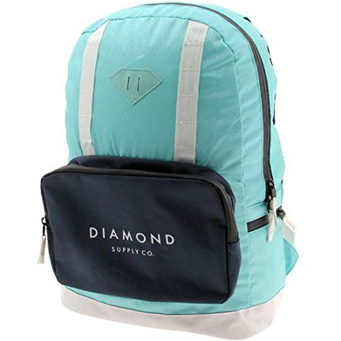 Diamond Supply Co Dlyc Backpack (Blue / Diamond Blue)