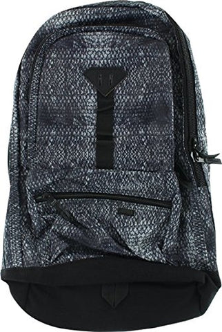 Diamond Daypack Fishscale Grey/Black Backpack