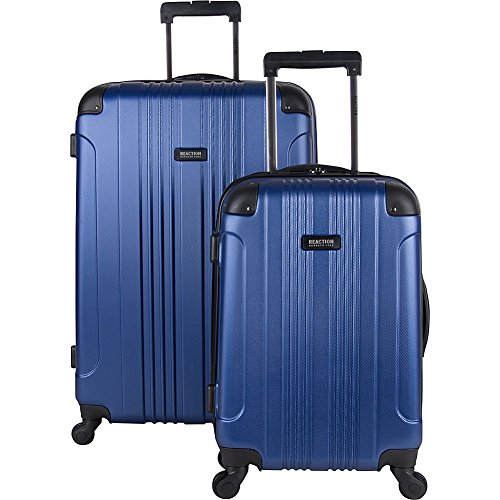 "Kenneth Cole Reaction Out Of Bounds 4-Wheel Spinner 2-Pc Nested Set: 20"" Carry-On, 28"" Luggage,"