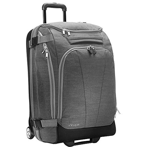"eBags TLS Mother Lode Junior 25"" Wheeled Duffel (Heathered Graphite)"