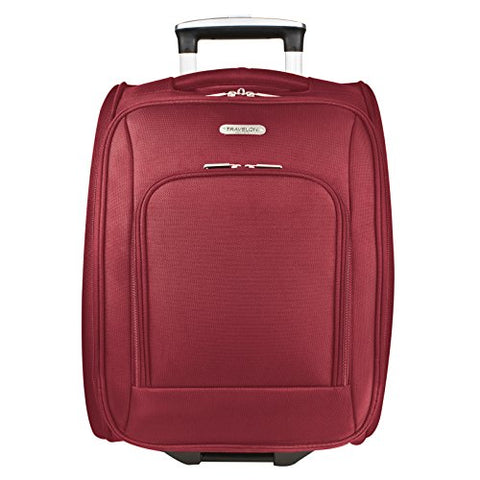 "Travelon 18"" Wheeled Bag, Red"