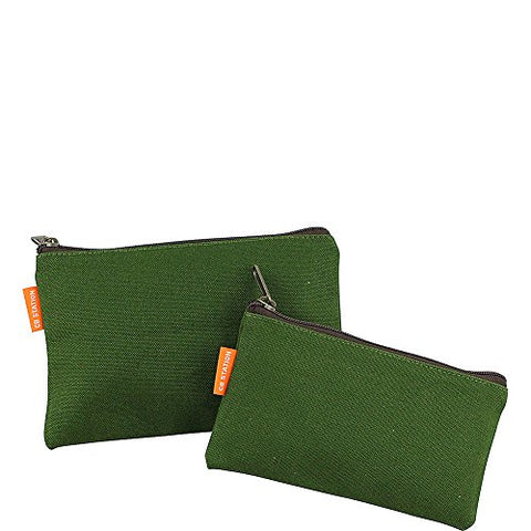 CB Station Zip Bags (Set of 2) (Olive)
