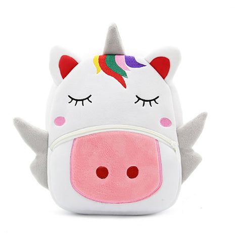 Meetbelify Zoo Toddler Kids Backpack Girls Boys Mini Animal School Bag Crododile Unicorn Bag