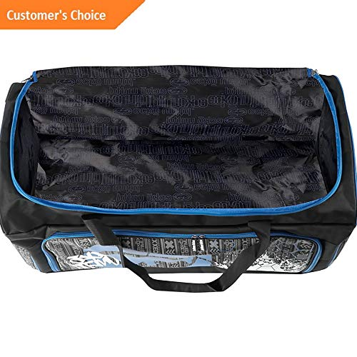 Sandover Ecko Unltd Tagger Large 32 Rolling Duffel Bag Travel Duffel NEW | Model LGGG - 2529 |