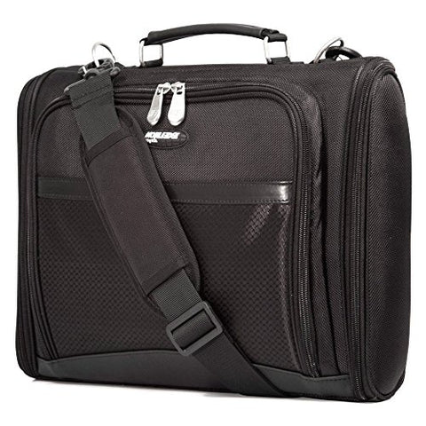 "Mobile Edge Express 2.0 Briefcase - 17.3"" - Black - Meen217"