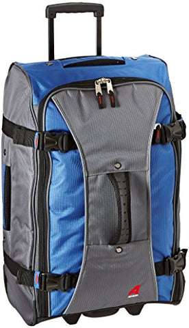 Athalon 26 Inch Hybrid Travelers Bag, Glacier Blue, One Size