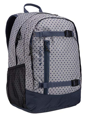 Burton Multi-Season Kids' Day Hiker 20L Hiking/Backcountry Backpack , Wild Dove Polka Dot Print