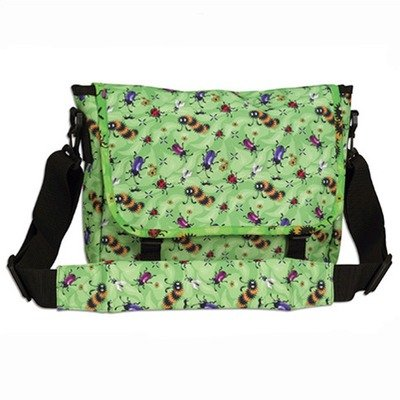 Wildkin Insect Life Messenger Bag - Insect Life