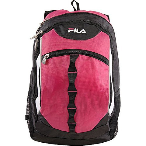 Fila Dome Laptop Backpack, FUCHSIA One Size