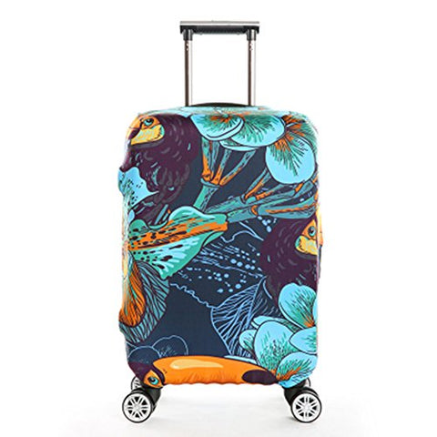 Dofover Travel Luggage Protector Anti-dust Luggage Cover Suitcase Protective Cover, Apply to