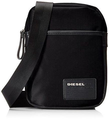 Diesel Men's Beat The Box Fuzzy, Black, One Size