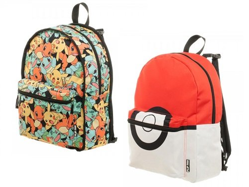Pokemon Reversible Backpack