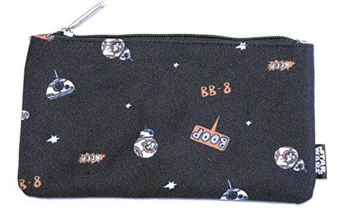 Loungefly Star Wars BB8 Beep Boop AOP Pencil Case