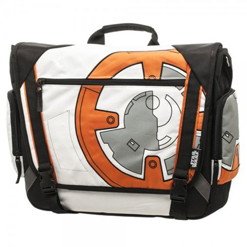 Star Wars TFA BB-8 Inspired Messenger Bag