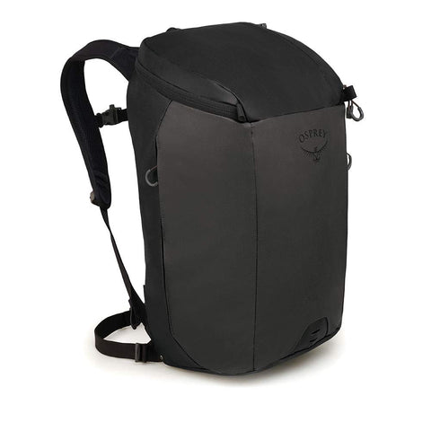 Osprey Packs Transporter Zip Top Laptop Backpack, Black