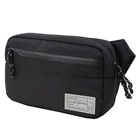 HEX Aspect Waist Pack (Black - HX2056-BLCK)