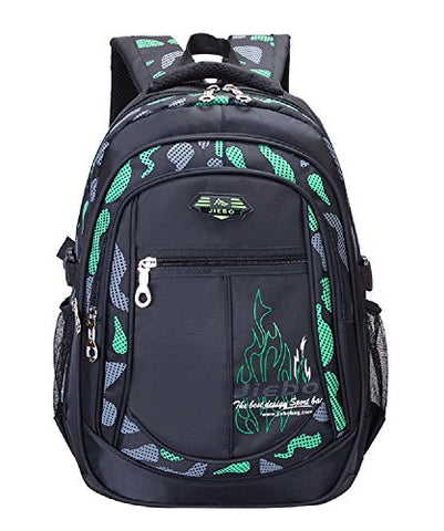 Fanci Girls Boys Flora School Shoulder Backpack Capacity Outdoor Travel Rucksack