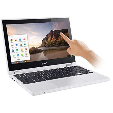 "2017 Newest Acer Premium R11 11.6"" Convertible 2-In-1 Hd Ips Touchscreen Chromebook - Intel"