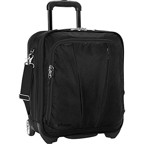 Ebags Tls Vertical Mobile Office (Solid Black)