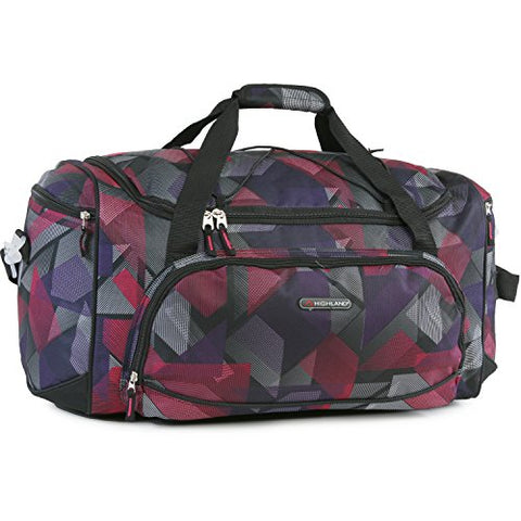 Pacific Coast Signature Medium Travel Duffel Bag, Abstract
